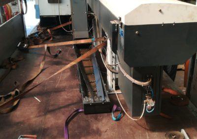 БУ Токарный станок с ЧПУ + барфидер
